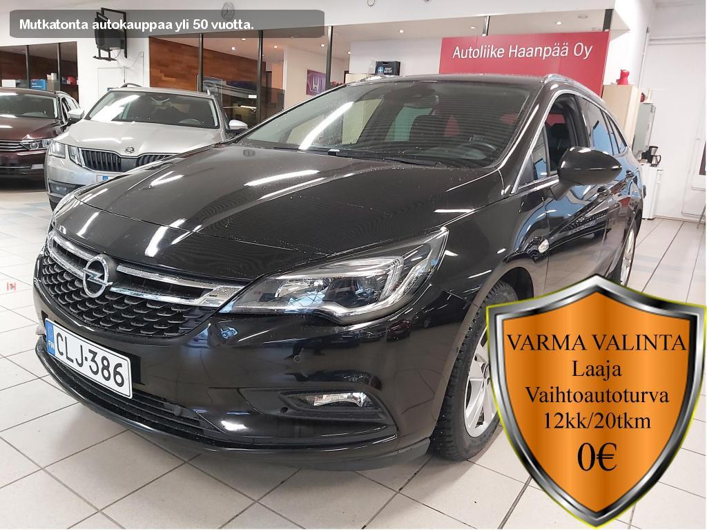 Opel Astra, Sport Tourer+ Innovation 1.4T 150HV AT6