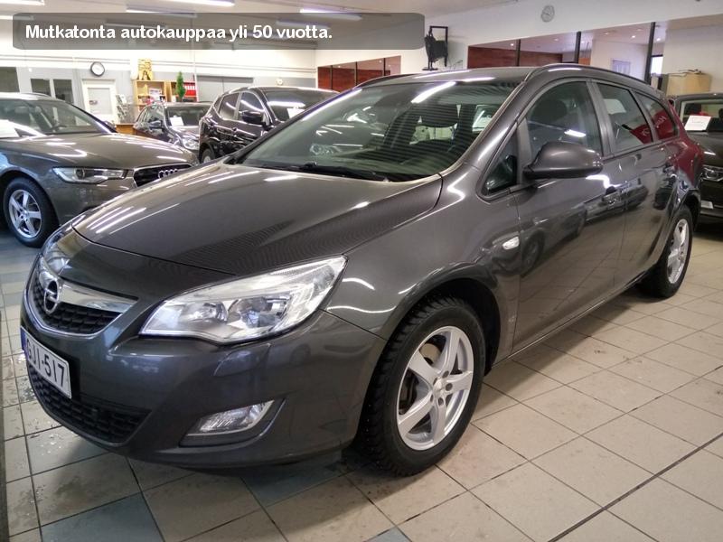 Opel Astra, SPORTS TOURER ENJOY 1.4 TURBO 120HV