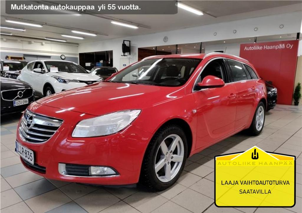 Opel Insignia Sports Tourer SW, 2.0 CTDi A 118 kW