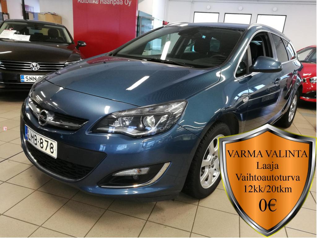 Opel Astra, SPORTS TOURER 1.6 TURBO SIDI 125kW MT6