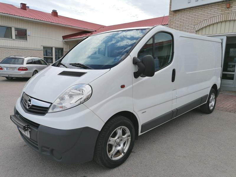 Opel Vivaro, Van Essentia L2H1 2, 0 CDTI ecoFLEX 66