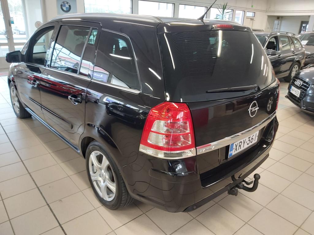 Opel Zafira, 5-ov Enjoy 111 Ultimate 1, 7 CDTI EcoFLEX
