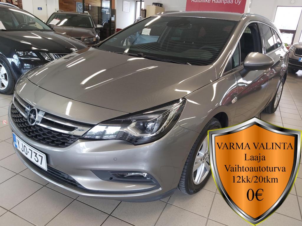 Opel Astra, 1.6CDTI 136HV Sports Tourer MATRIX BSN