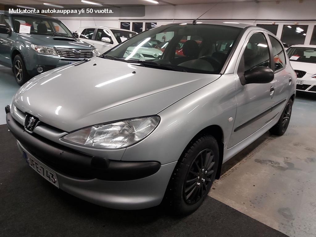 Peugeot 206, XR 1.4 5d