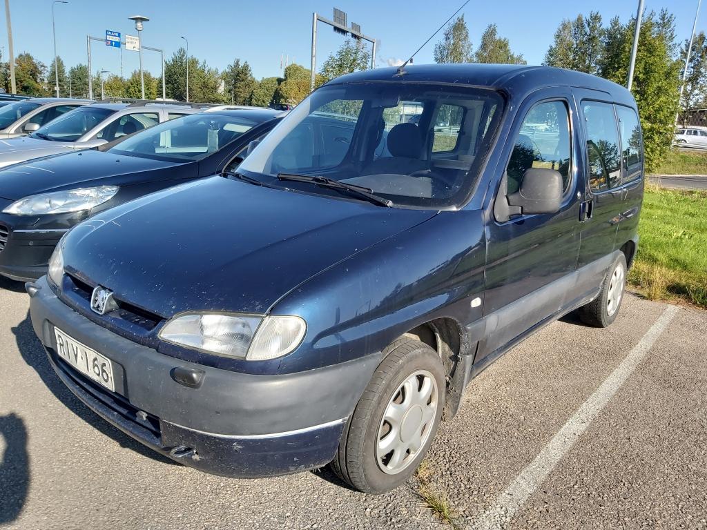 Peugeot Partner, 5D  BREAK 1.9D