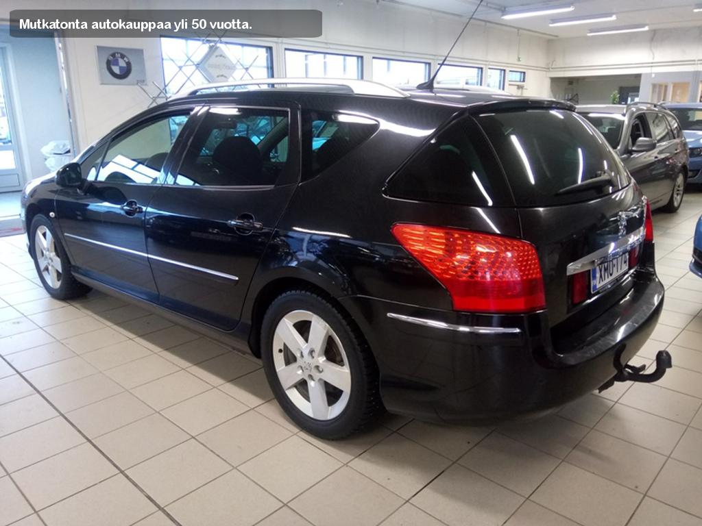 Peugeot 407, SW Executive HDI 110