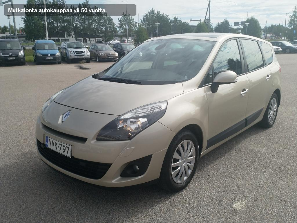 Renault Grand Scenic, Expression 1.4 TCE 130 7h