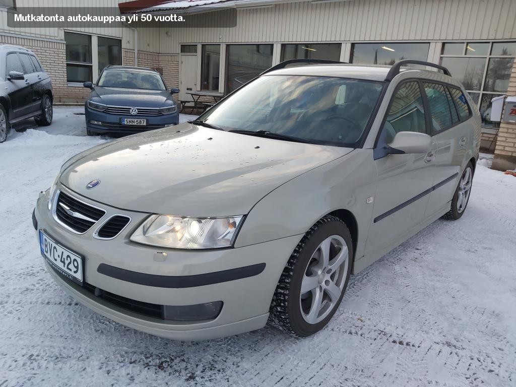 Saab 9-3, 1.8t Vector Business SportCombi A