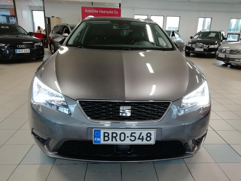 Seat Leon ST, 2.0TDI Style 110 kW AT