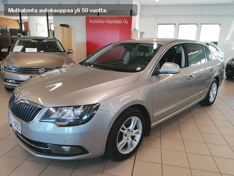 Skoda Superb, 1.6 TDI Ambition Business Greenline