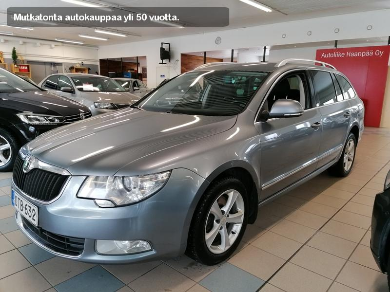 Skoda Superb, 2.0 TDI Ambition Combi DSG 170 hv