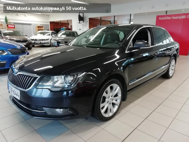 Skoda Superb, 2.0 TDI 140 Ambition Edition