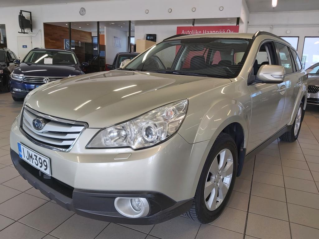 Subaru Legacy, 2.5i AT Business Outback
