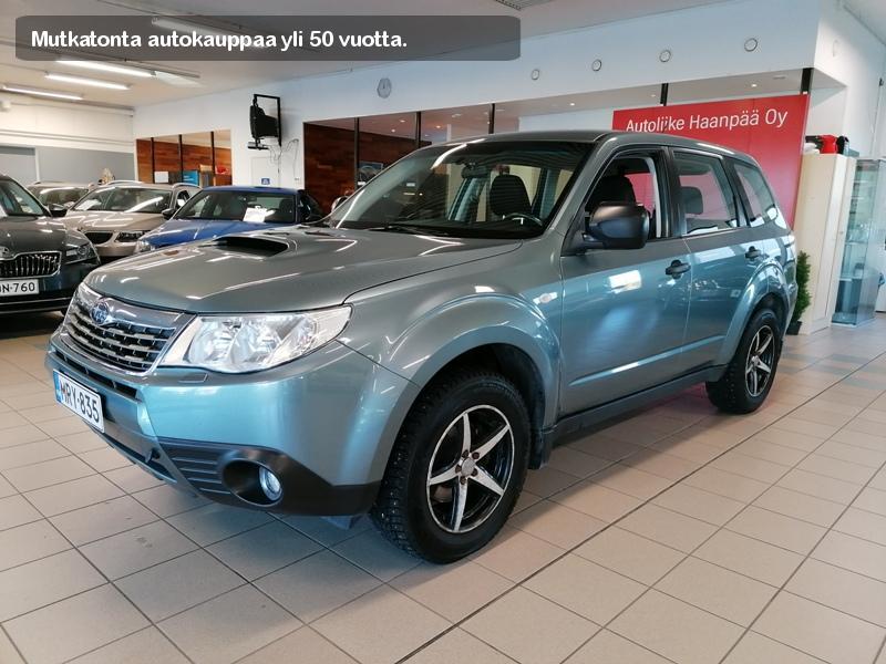 Subaru Forester, 2.0 TD 4WD
