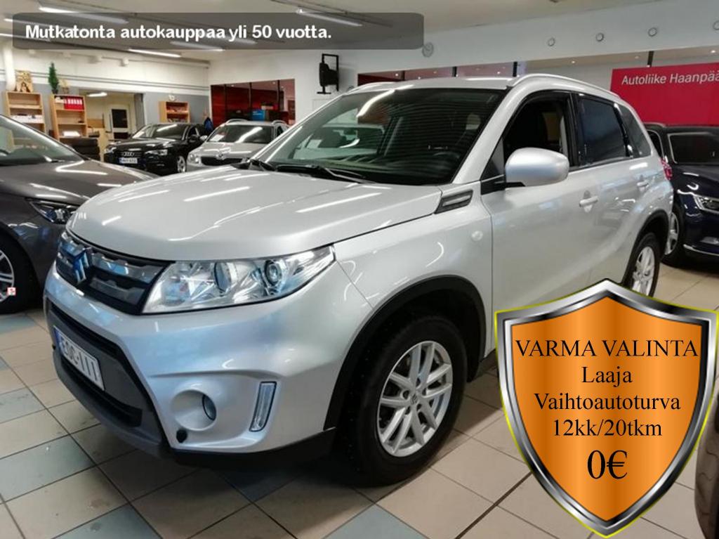 Suzuki VITARA, 1, 6 VVT 4WD GL+