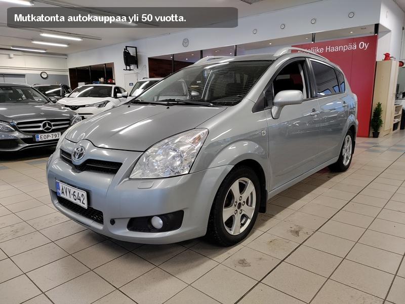 Toyota Corolla Verso, 2, 2 D-4D 136 Clean Power Sol Plus 7p