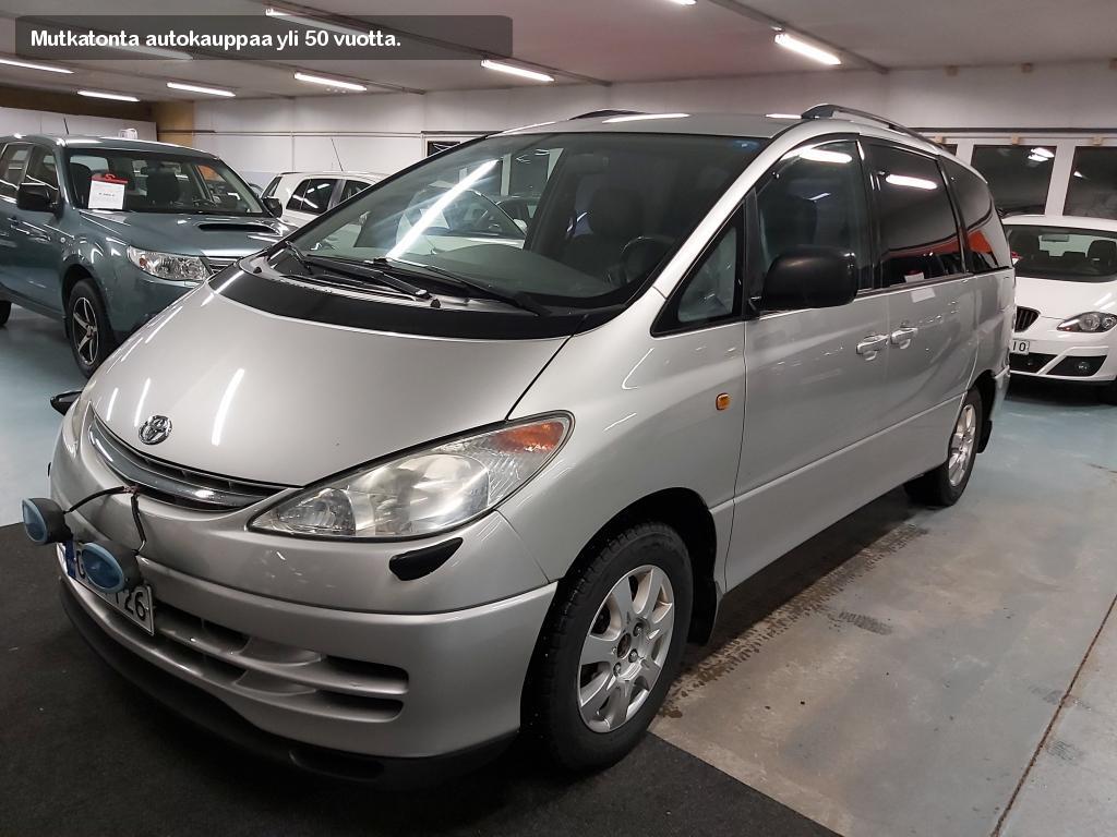 Toyota Previa, 2.4 VVT-i A