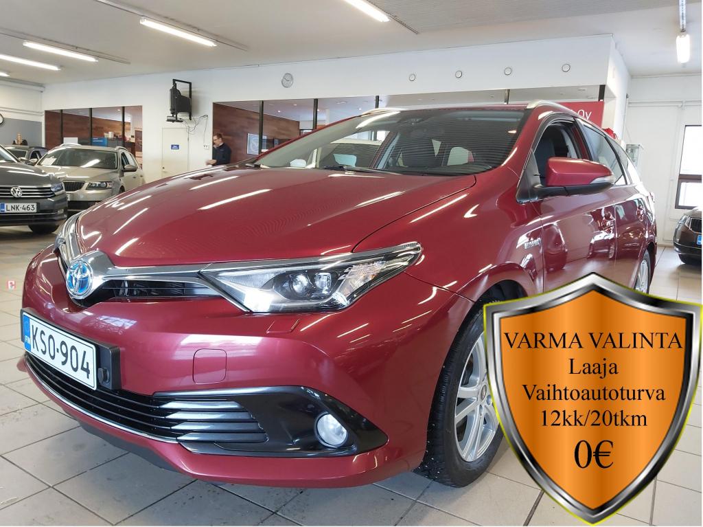Toyota Auris, 1.8 Hybrid Active Touring Sports Hybrid