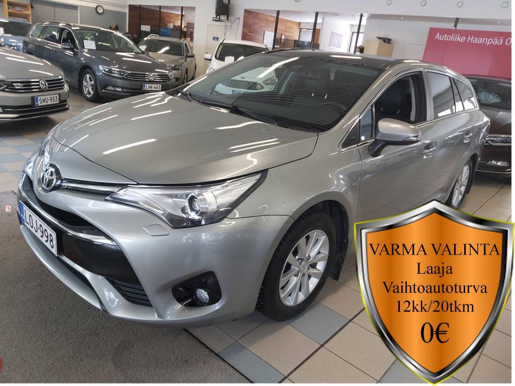Toyota Avensis, 1.8 Valvematic Premium Business Touring Sports