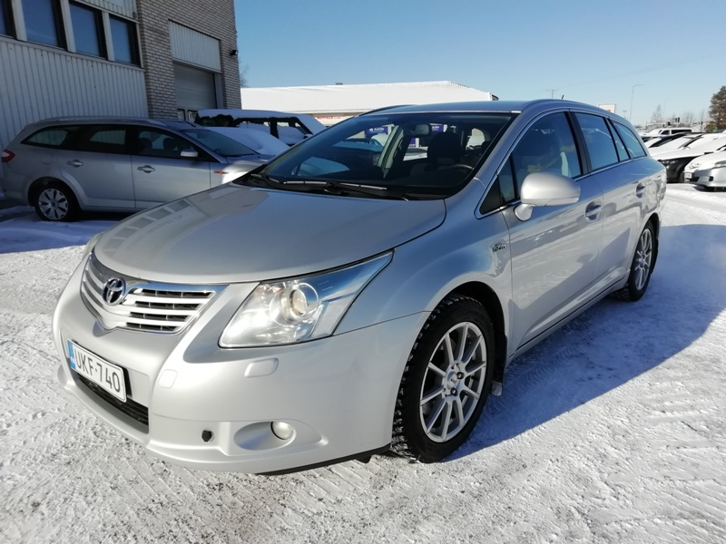 Toyota Avensis, 2.2 D-CAT 150 Linea Sol Wagon A