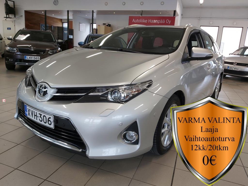 Toyota Toyota Auris, TourSports 1.6 Valvematic Comfort A