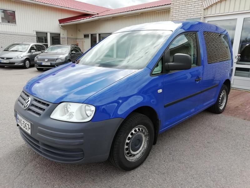 Volkswagen Caddy, Kombi 1, 6 75kw