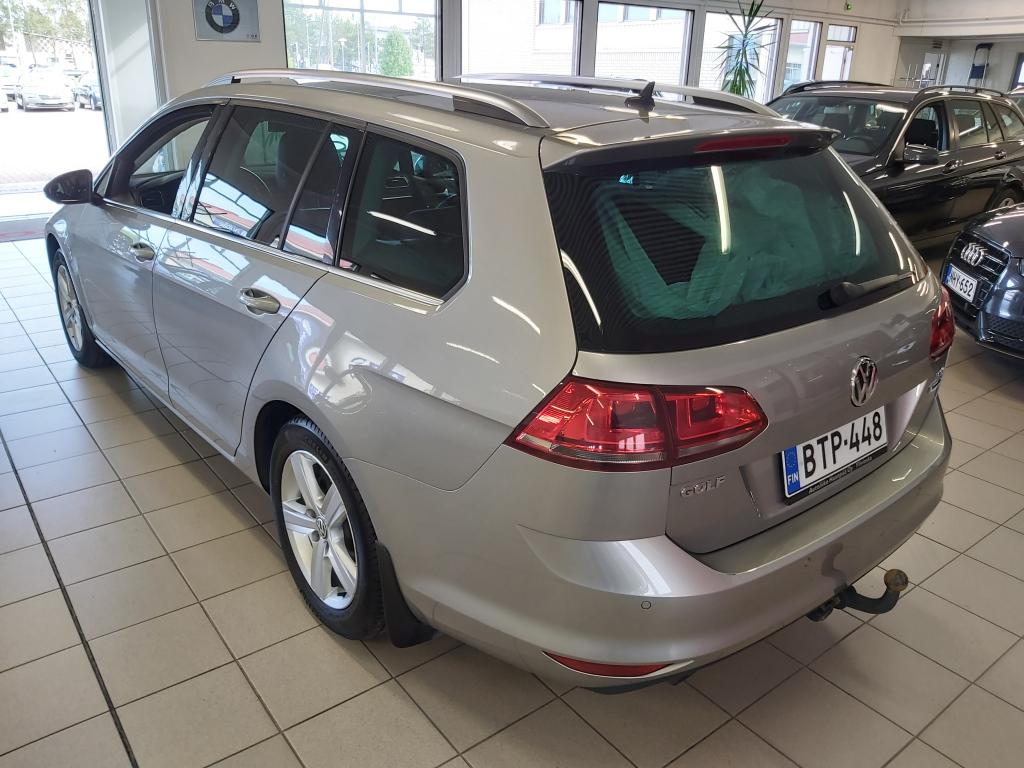 Volkswagen, VW GOLF, VARIANT 1.6TDI 110HV HIGHLINE