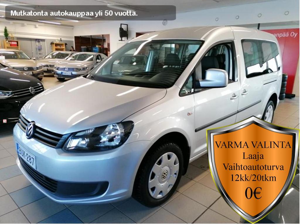 Volkswagen CADDY MAXI, 1.6TDI TRENDLINE FAMILY 7H