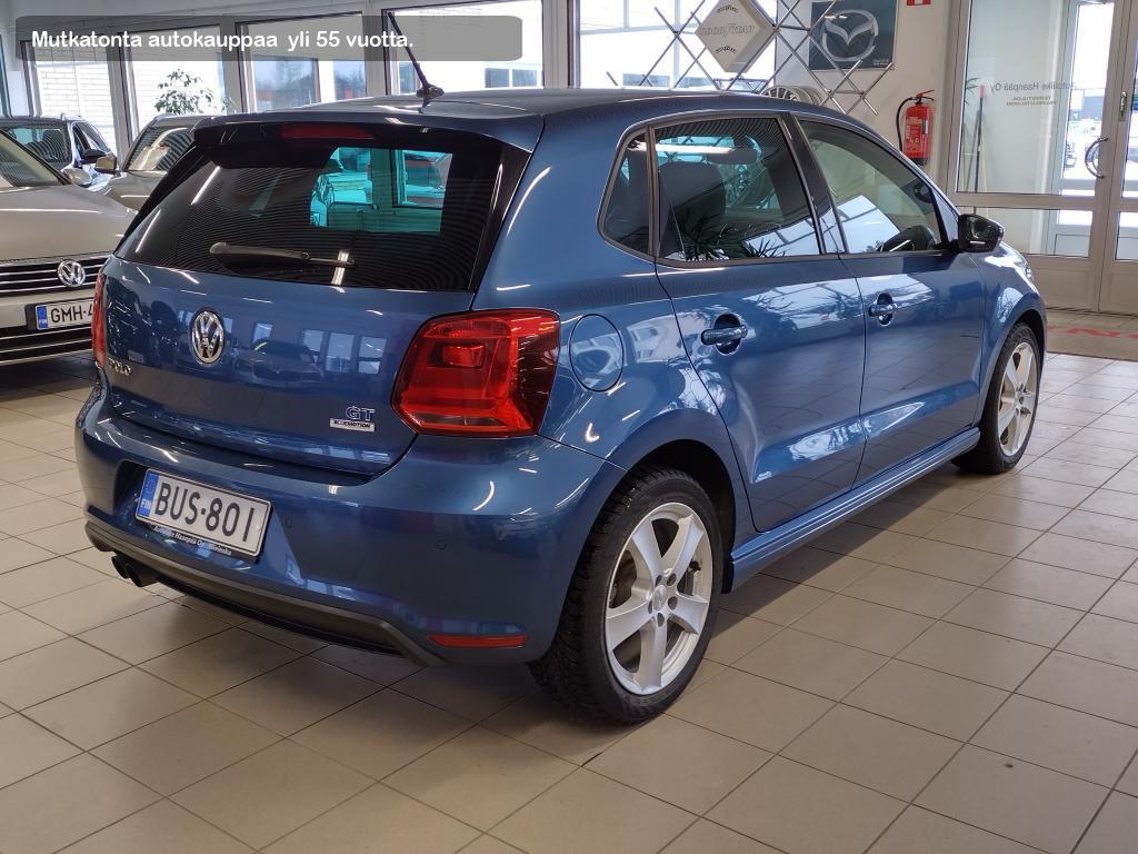 Volkswagen, VW POLO, 1.4TSI 110kW ACT BlueGT
