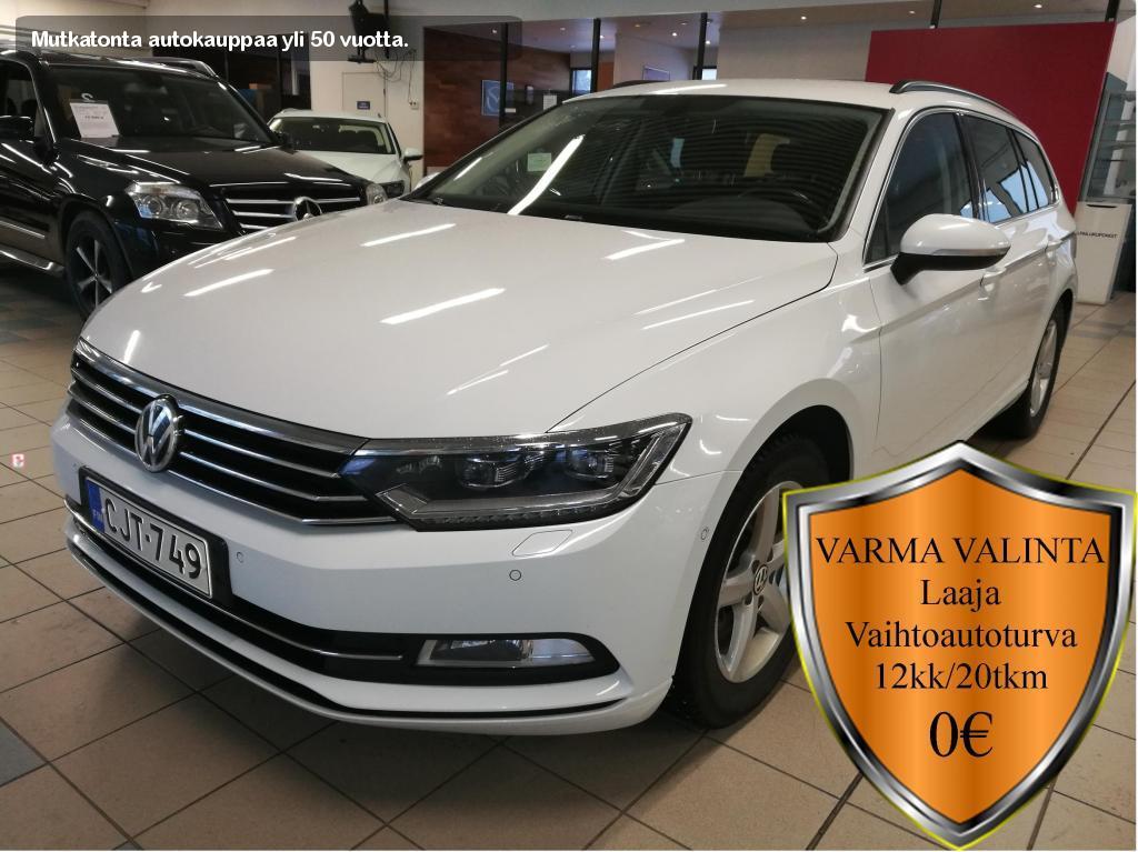 Volkswagen, VW PASSAT, VARIANT 1.6TDI 120HV BLUEMOTION COMFORTLINE