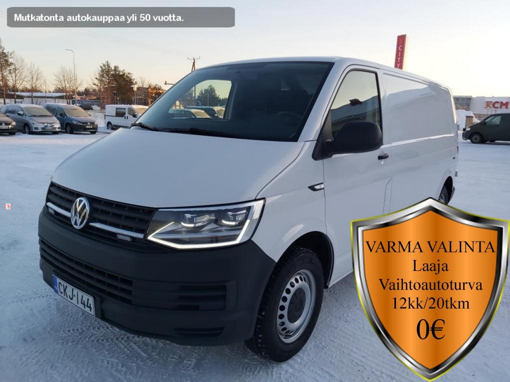 Volkswagen, VW TRANSPORTER, 2.0 TDI 75 kW umpipakettiauto Pitkä MY17