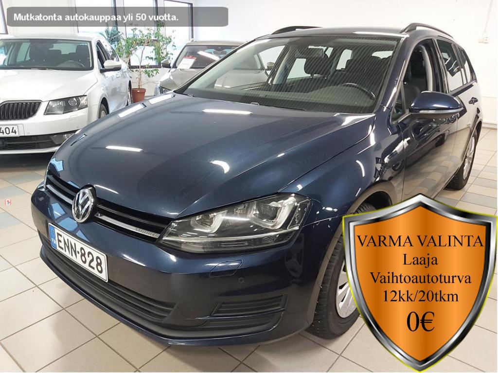 Volkswagen, VW GOLF, VARIANT 4MOTION 1.6TDI BM COMFORTLINE