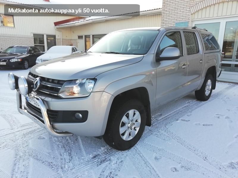 Volkswagen Amarok, DC Trendline 2, 0 TDI 4wd OFFROAD