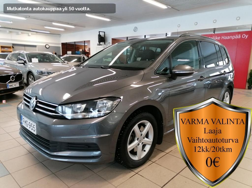Volkswagen, VW TOURAN, 1.6TDI 81kW COMFORT