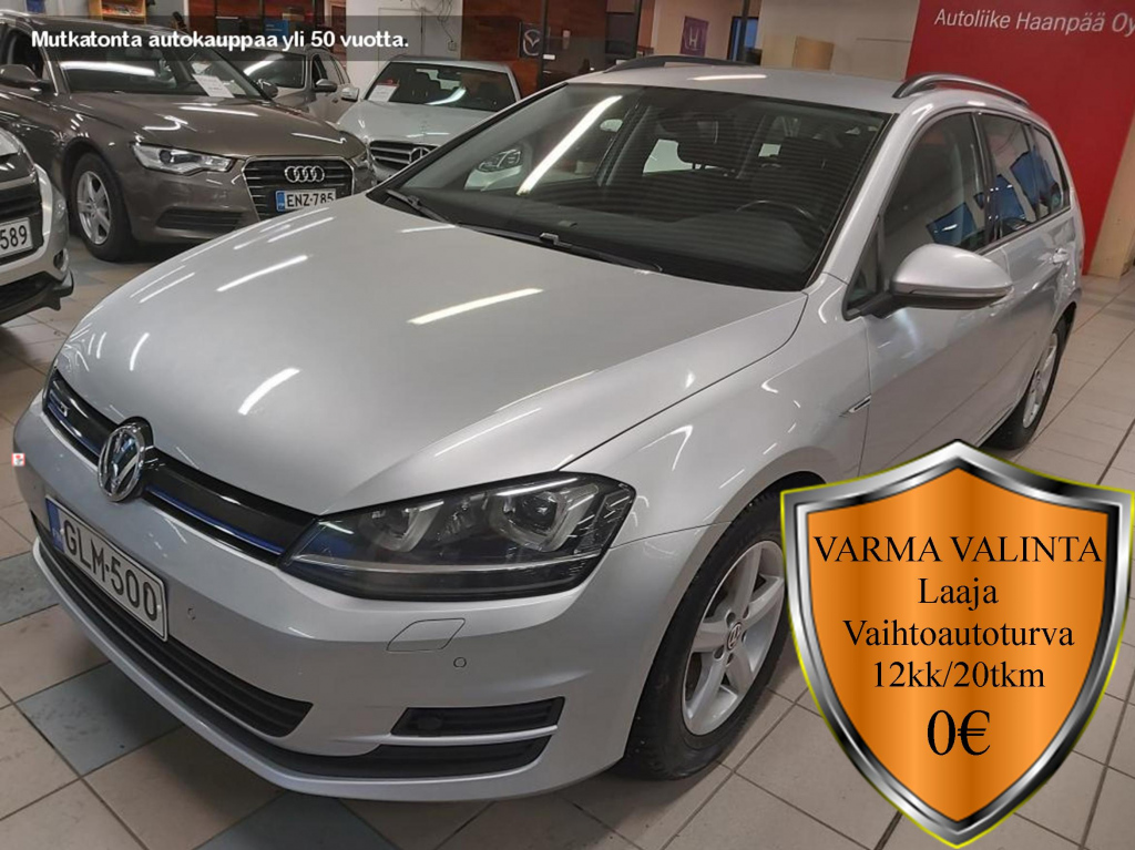 Volkswagen GOLF, 1.6 TDI 110hv Comfortline Edition 40