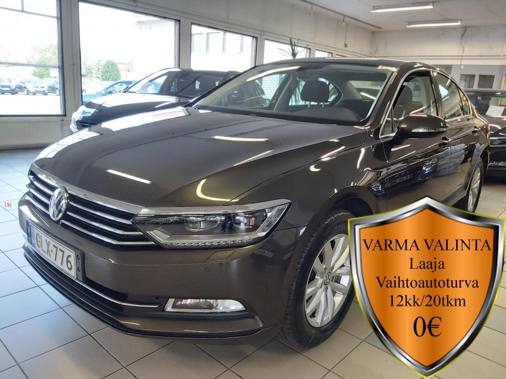 Volkswagen, VW PASSAT, 1.4TSI 110kW (150HV) ACT BMT COMFORTLINE SEDAN