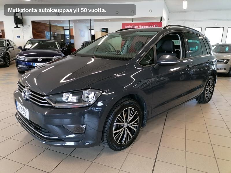 Volkswagen Golf Sportsvan, 1.6TDI 81kW ALLSTAR 5D