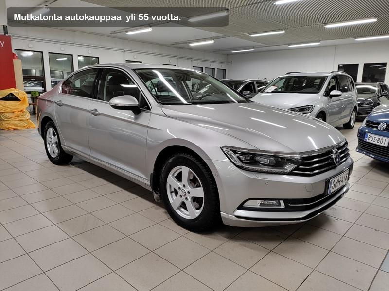 Volkswagen, VW PASSAT, SEDAN 1.6TDI 120 HV HIGHLINE MY17