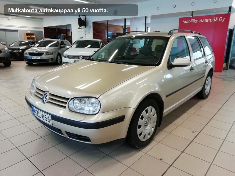 Volkswagen, VW Golf, VARIANT 1.6 Firstline