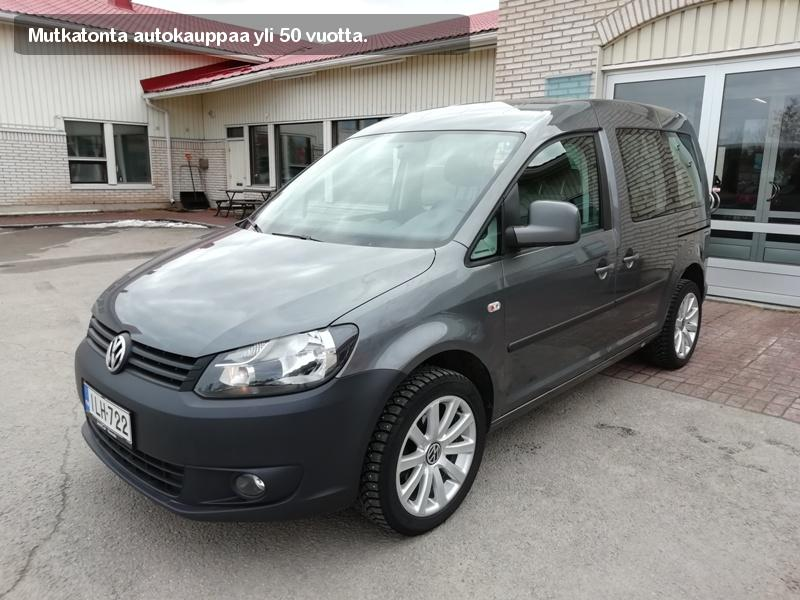 Volkswagen, VW CADDY, KOMBI 1.6 TDI