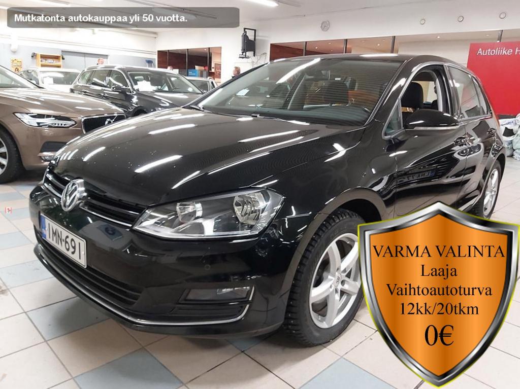 Volkswagen, VW GOLF, 1.2 TSI 110HV ALLSTAR