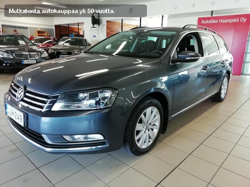 Volkswagen Passat, Variant Luxline 1.6 TDI