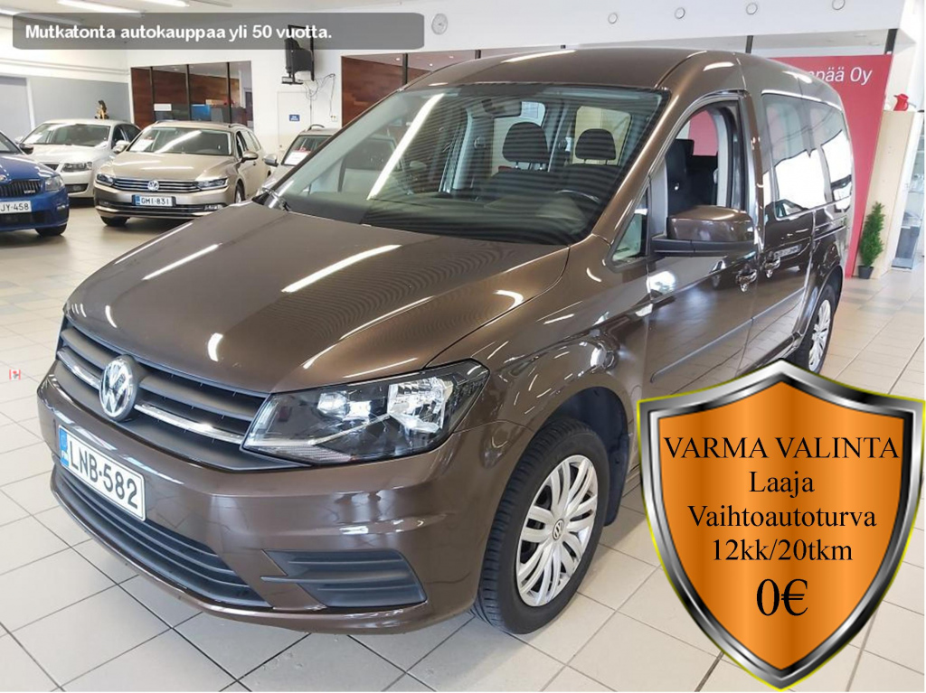 Volkswagen, VW CADDY MAXI, 1.4TSI Trendline
