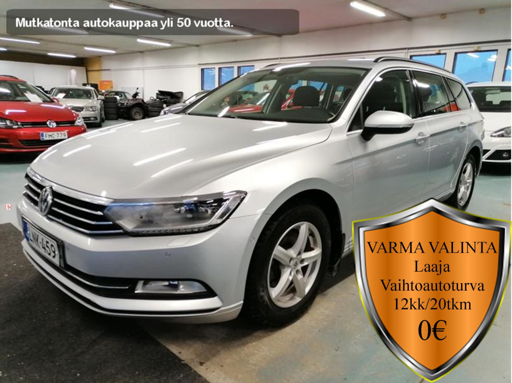 Volkswagen, VW PASSAT, 2.0TDI 150HV Variant Comfort