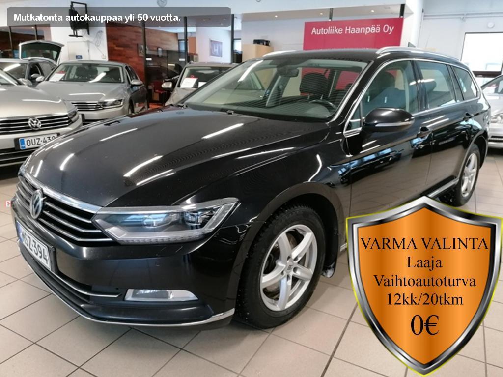 Volkswagen PASSAT, VARIANT 1.6TDI HIGHLINE 120HV A