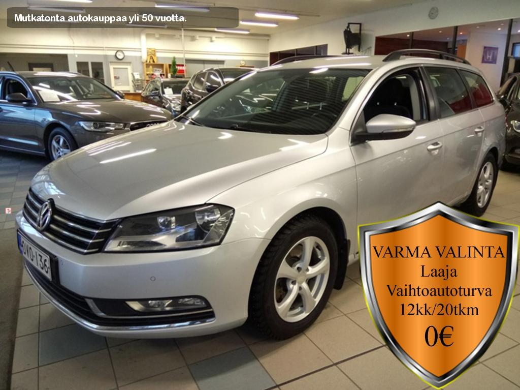 Volkswagen PASSAT, VARIANT COMFORT 1.8TSI 160HV AT