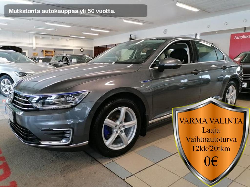 Volkswagen, VW PASSAT, GTE Plug-In Hybrid 160 kW