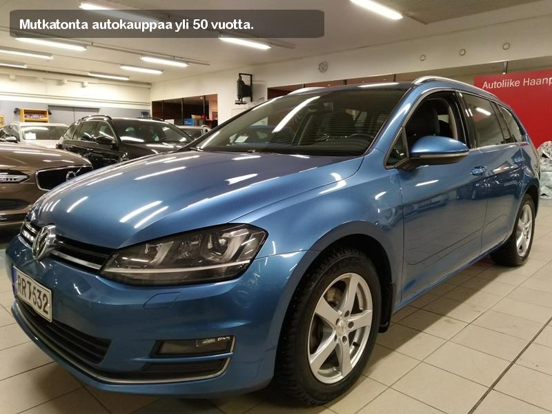 Volkswagen, VW GOLF, 2.0TDI 110kW BMT Variant Highline 4MOTION