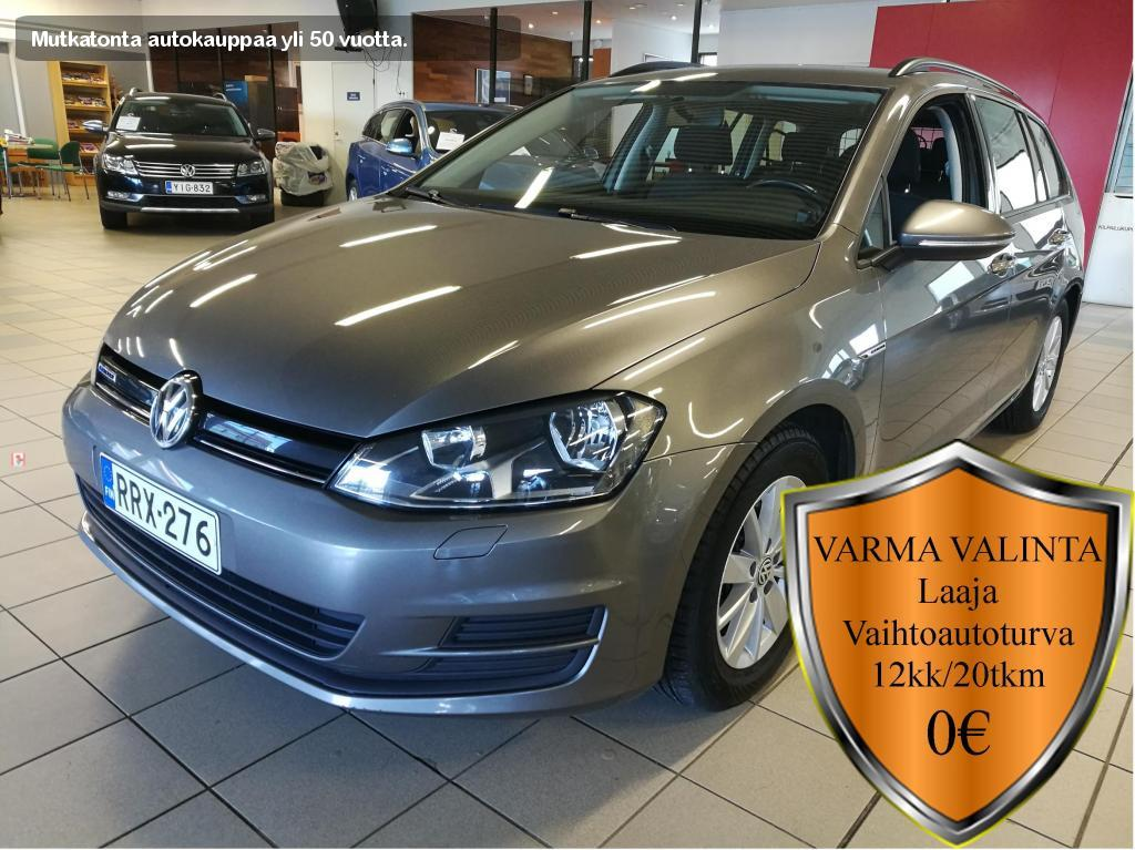 Volkswagen, VW GOLF, Variant 1.6 TDI BlueMotion Comfortline