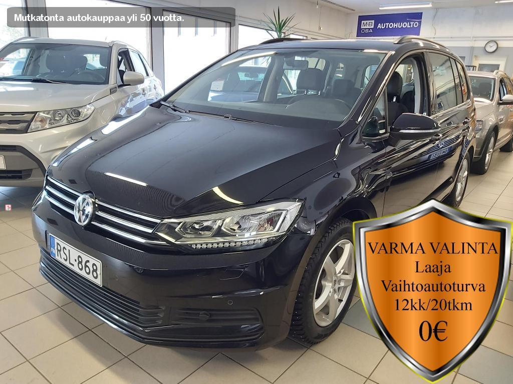 Volkswagen, VW TOURAN, 1.6TDI 110HV COMFORTLINE 7H